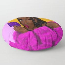 lipgloss Floor Pillow