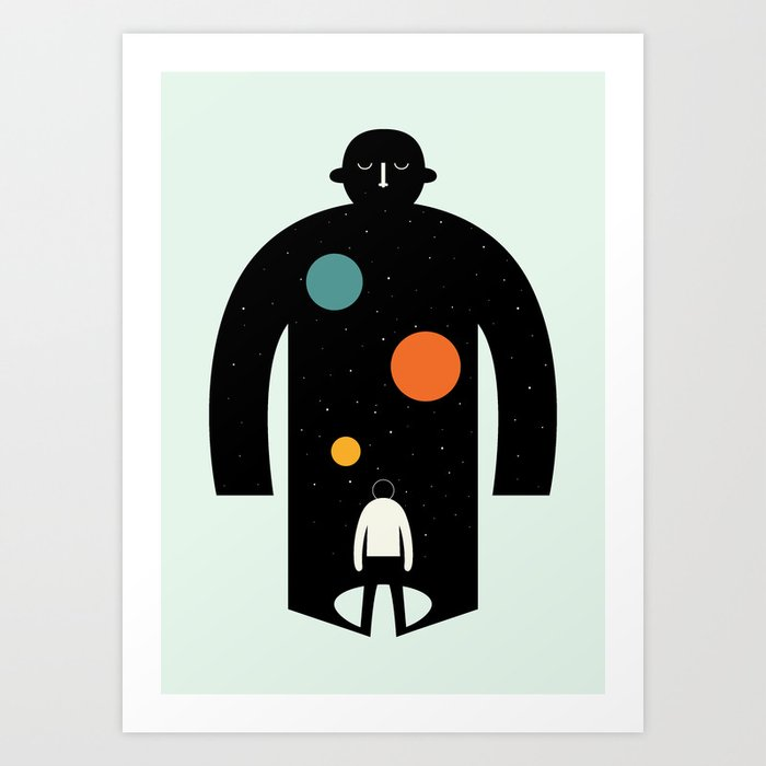 Discover the motif UNKNOWN by Andy Westface as a print at TOPPOSTER