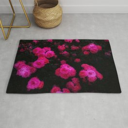 Bunches of Roses Rug