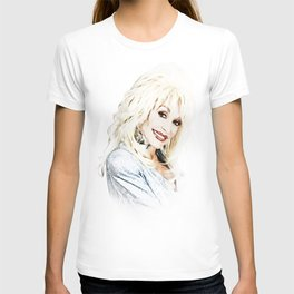 Dolly Parton - Pop Art T-Shirt