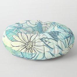 Floralista Floor Pillow