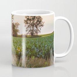 Sunsets and Corn Fields Coffee Mug