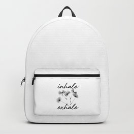 Inhale-exhale Backpack