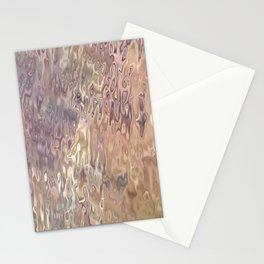 Iridescent Puddle Stationery Cards