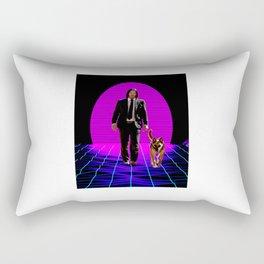 jhonwick art Rectangular Pillow