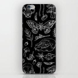 Witchcraft II [Black] iPhone Skin