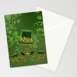 Happy st. patricks day Stationery Cards