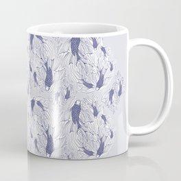 Swimming Koi Coffee Mug