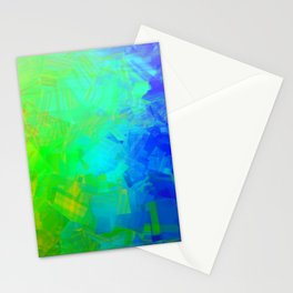 Motley Colors Stationery Cards