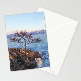 Lone tree Stationery Cards