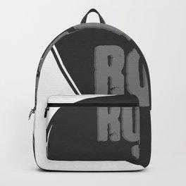 Rock n Roll Pick Backpack