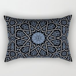 arabica Ornate Persian Moroccan Orient Eastern East Grace Rectangular Pillow