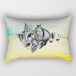 New worlds Rectangular Pillow