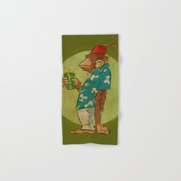 Bradbury The Ape Hand & Bath Towel