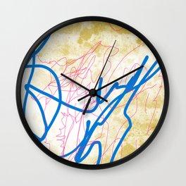 Wayves Wall Clock