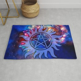 Supernatural Cosmos Rug
