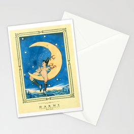 Shooting for the Moon Stationery Cards