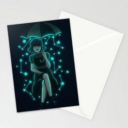 Personas Estrelladas: 08 Sombrilla Stationery Cards
