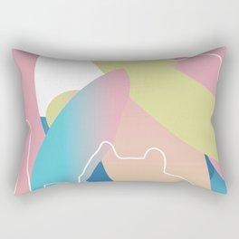 Hidden aesthetic I Rectangular Pillow