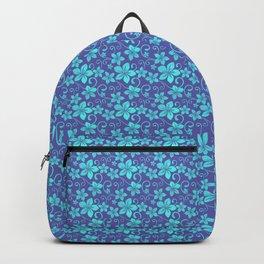 Tropical Blues Backpack