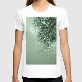 Cali Summer Vibes Lady Glitter #14 #shiny #decor #art #society6 T-shirt