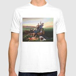 Kintner and the Shark T-shirt