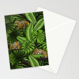 Jungle kitties  Stationery Cards