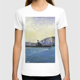 Sir John Lavery - Monitors, Dover Harbour - Digital Remastered Edition T-shirt