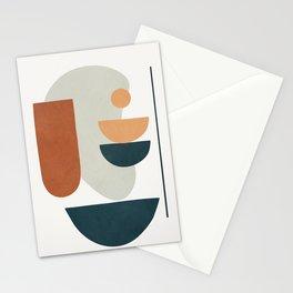 Minimal Shapes No.35 Stationery Cards