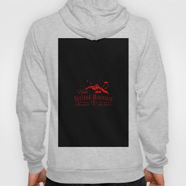 sky land mountain Hoody