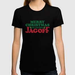 Merry Christmas Jagoff T-shirt