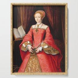 The Blood countess - Elizabeth Bathory Serving Tray