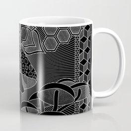 Mushroom Mandala I Coffee Mug