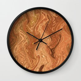 Natural progression Wall Clock