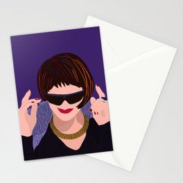 Joanne / Patti LuPone - Company on Broadway Stationery Cards