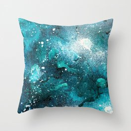 Brine Throw Pillow