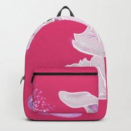 Easter Bunny Pink Backpack
