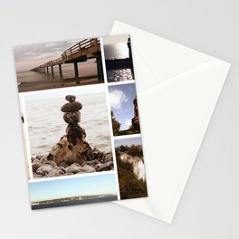 Collage of Rügen Stationery Cards