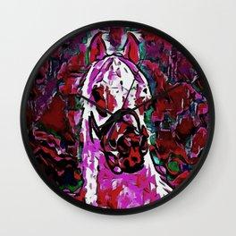 DAVID CONIN ART 2020 Wall Clock