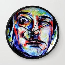 Salvador Dalì Wall Clock