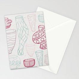 Potteries Study Stationery Cards