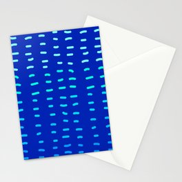 Fiesta at Festival - Royal Blue  Stationery Cards
