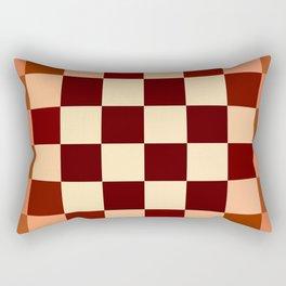 JPEG Compression Quads 3 Rectangular Pillow
