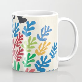 Leaf Cutouts by Henri Matisse (1953) Coffee Mug