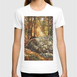 Frederick Childe Hassam - The Jewel Box, Old Lyme - Digital Remastered Edition T-shirt