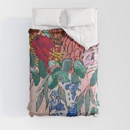 Australian Native Bouquet of Flowers after Matisse Comforters