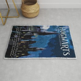 The best wizarding school Rug