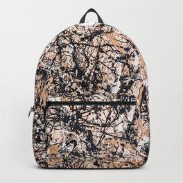 Reflecting Pollock Backpack
