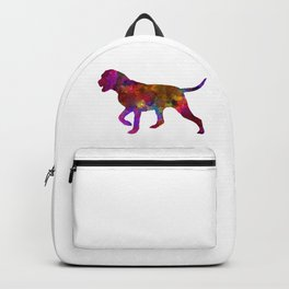 Portuguese Pointer in watercolor Backpack