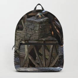 Grist Mill Grinding Backpack